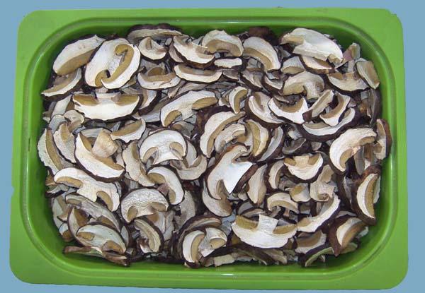 грибы белые сушёные фото
